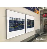 DynaScan DynaScan DI551ST2 ultradunne digital signage-display