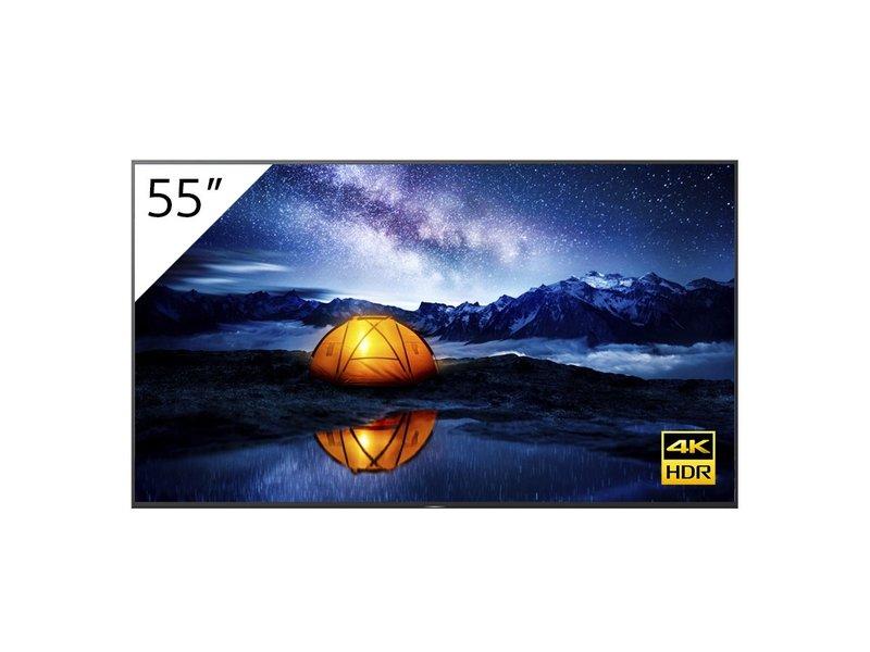 "Sony Sony 55"" FW-55BZ40H 4K HDR professional display"