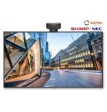 NEC Huddle room bundel NEC C431+Aopen KP 180 camera