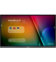 Viewsonic ViewBoard IFP7550-3UHD UFT 4-way split display