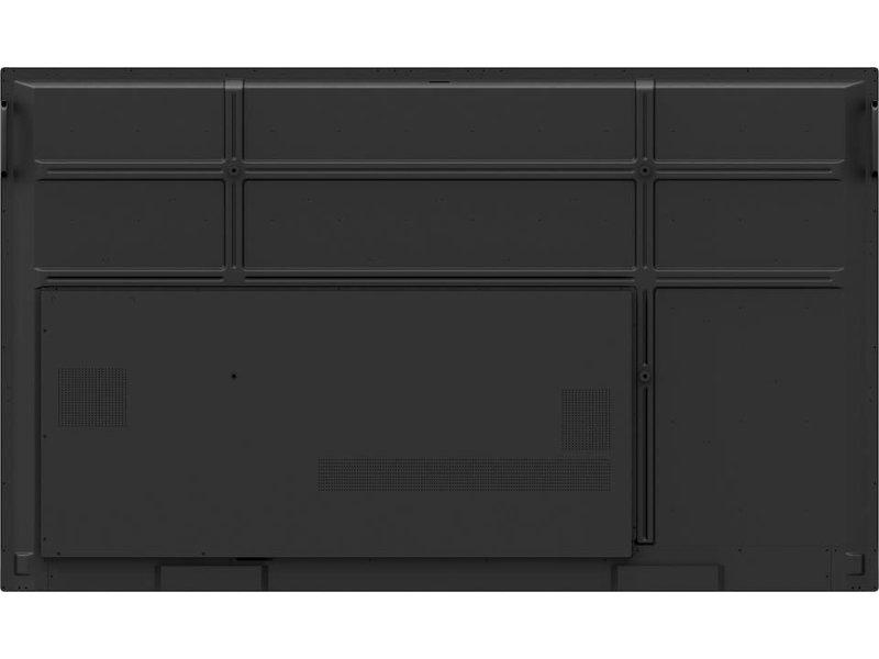 Viewsonic ViewBoard IFP9850-3 UHD UFT 4-way split display