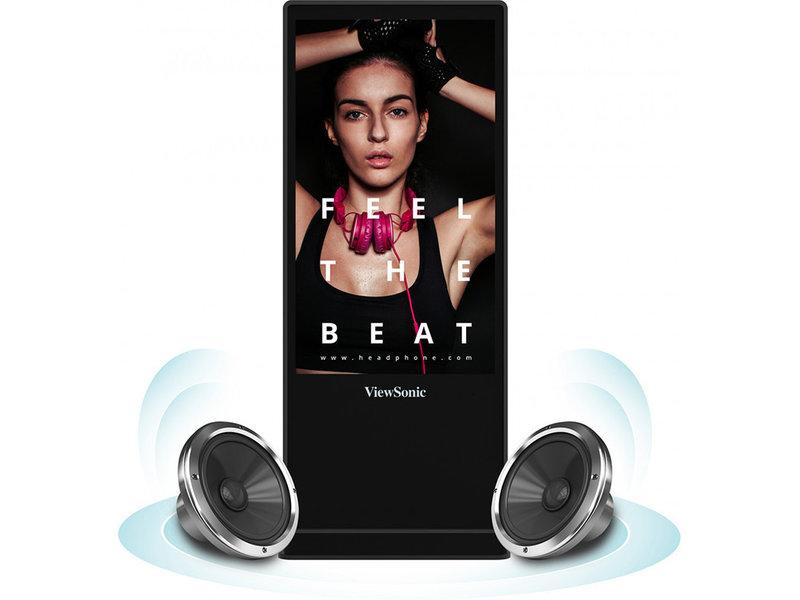 Viewsonic ViewBoard EP5542T UHD Digital ePoster