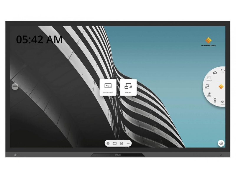 i3 Technologies i3TOUCH PX75 interactieve display 75 inch