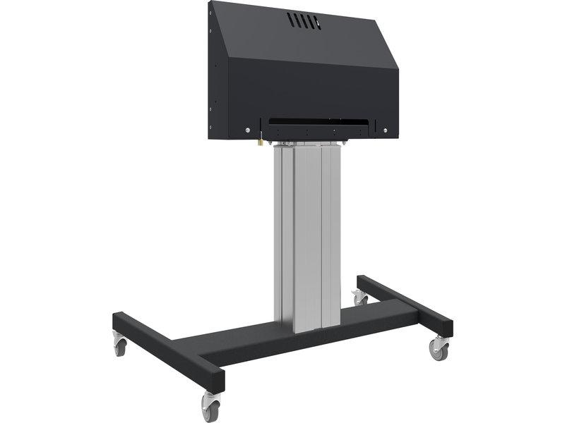Smartmetals SmartMetals afsluitkap PC-kast voor vloerlift
