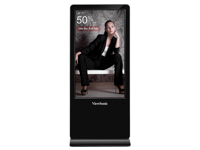 Viewsonic ViewBoard EP5542 UHD Digital ePoster