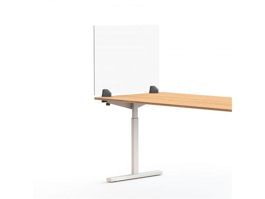 Scheidingsscherm voor bureau