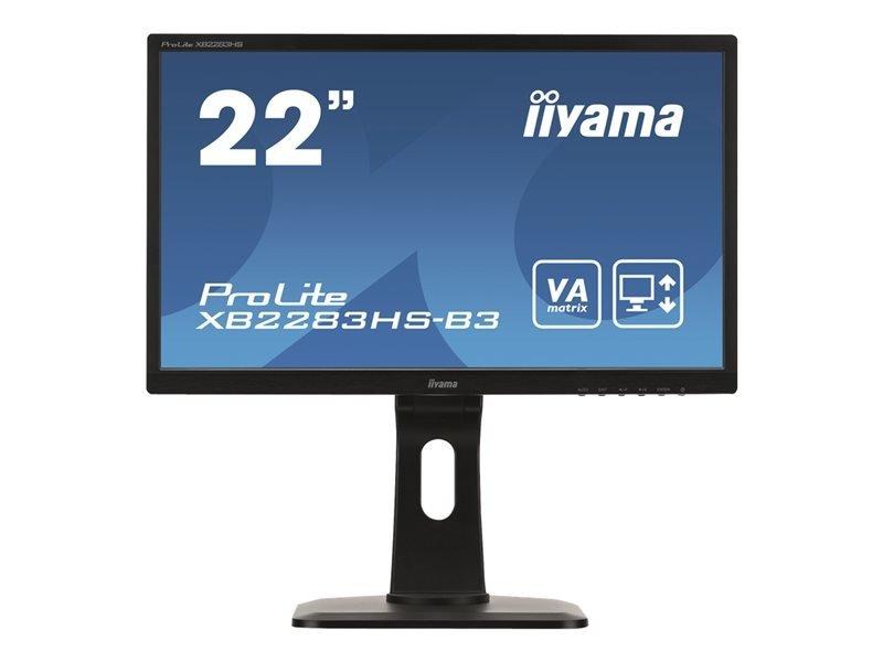 iiyama iiyama XB2283HS-B5 Prolite Full HD LED computer monitor