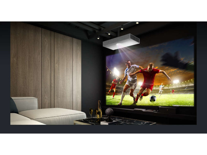 LG LG HU85LS Cinebeam 4K laser home cinema beamer