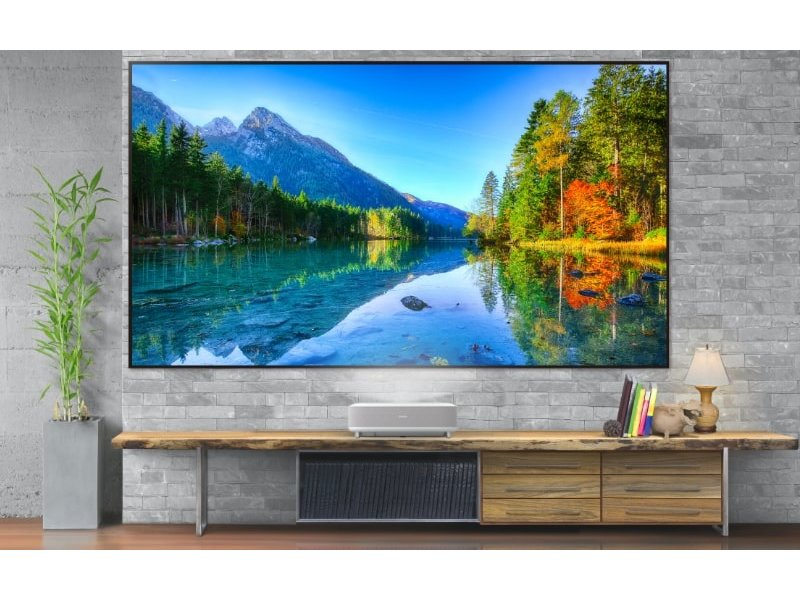 "Epson Epson ELPSC36 Laser TV 120"" Projectiescherm"