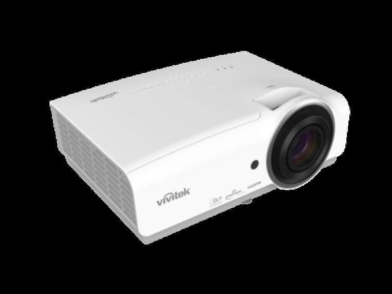 Vivitek Vivitek DU857 draagbare WUXGA projector