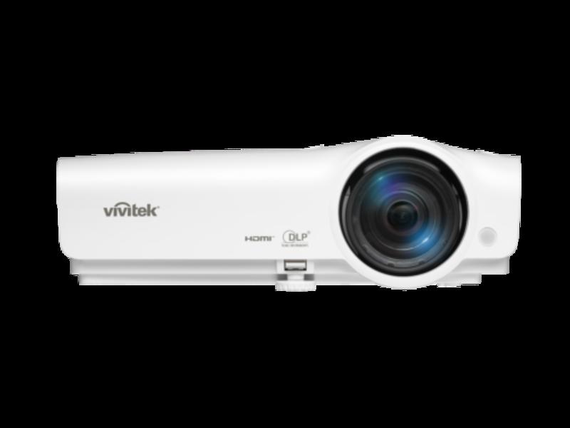 Vivitek Vivitek DW284-ST short throw draagbare projector