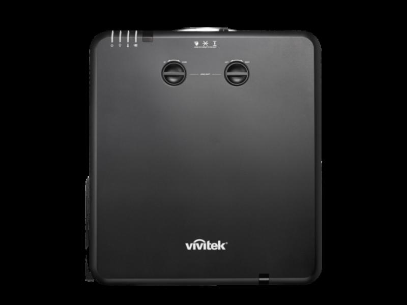 Vivitek Vivitek DU7098Z-BK WUXGA laser beamer