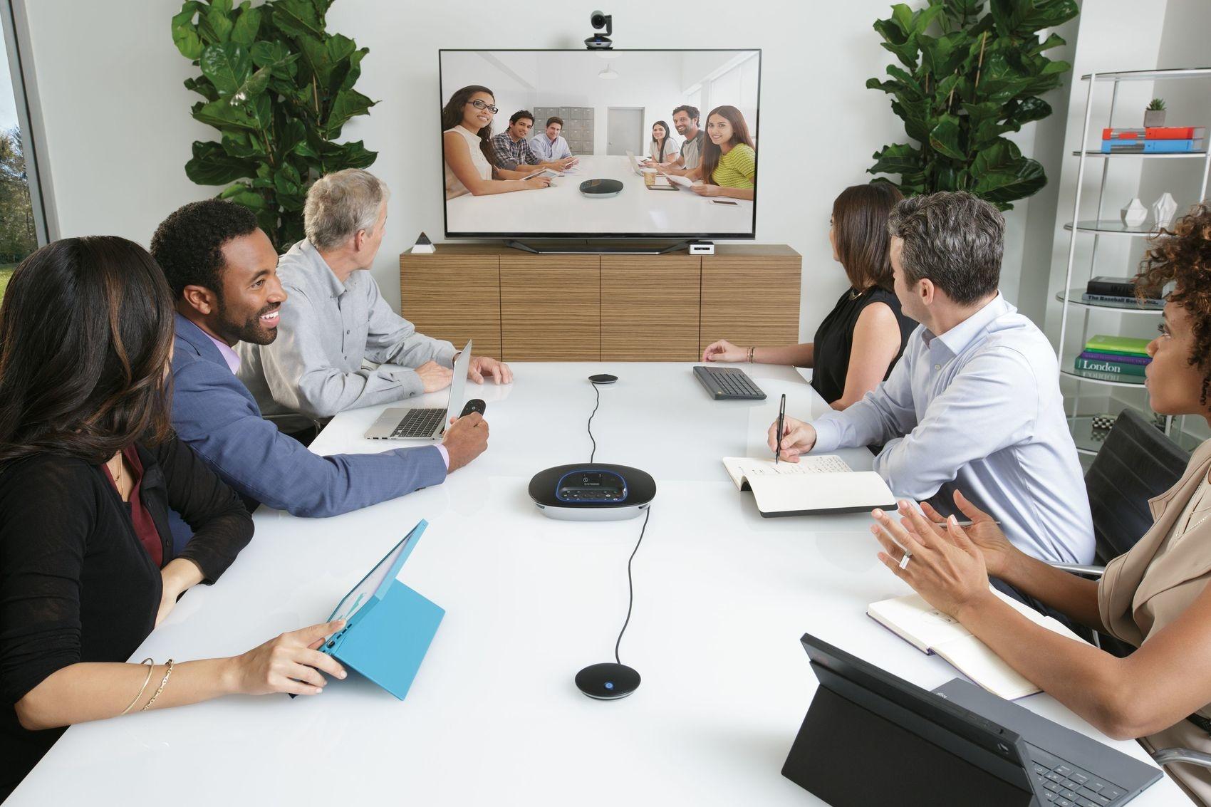Logitech Group Review