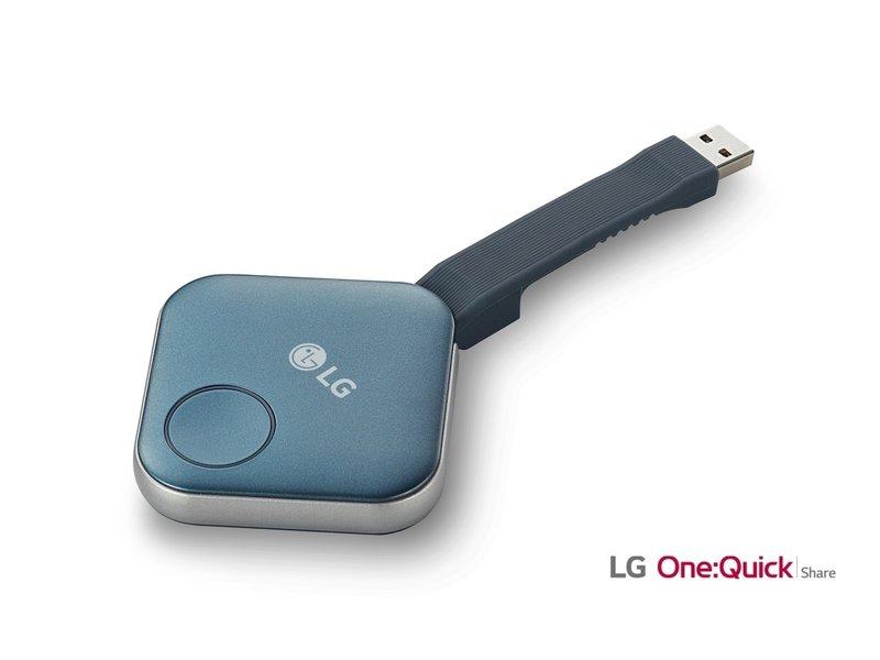 LG LG One Quick Share SC-00DA draadloze oplossing