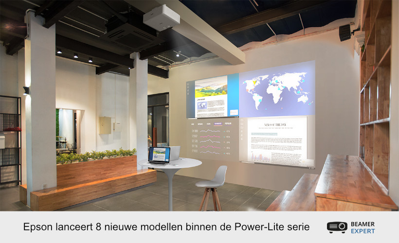 Power-Lite serie Epson bedrijven onderwijs