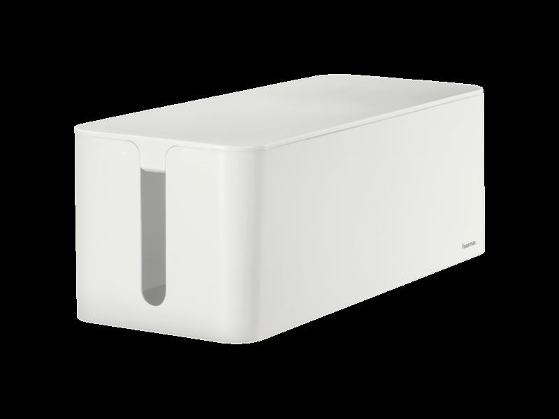 Hama Hama kabelbox maxi wit