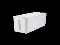 Hama kabelbox maxi wit kabelgeleiding