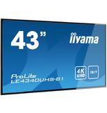 """iiyama Iiyama LH4342UHS-B3 43"""" UHD LCD display"""