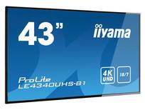 iiyama ProLite LH4342UHS-B3