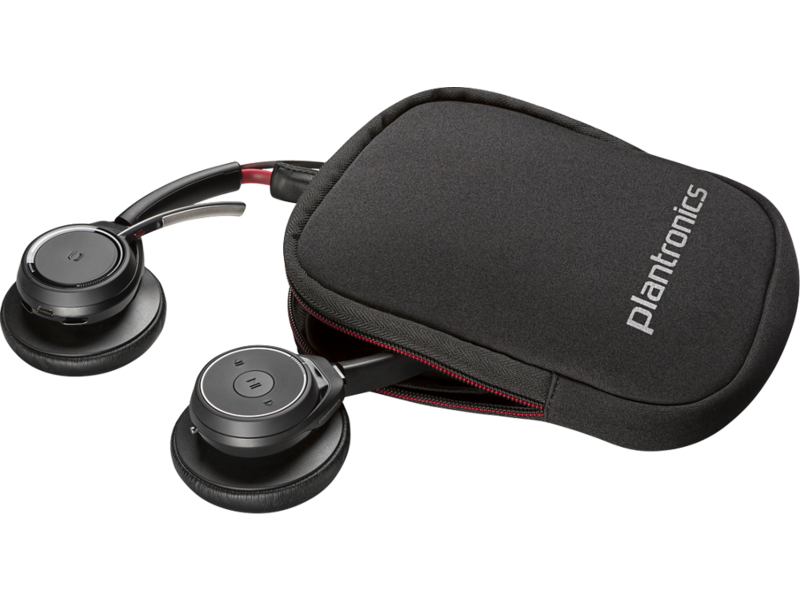 POLY POLY Voyager Focus UC Stereo bluetooth-headset
