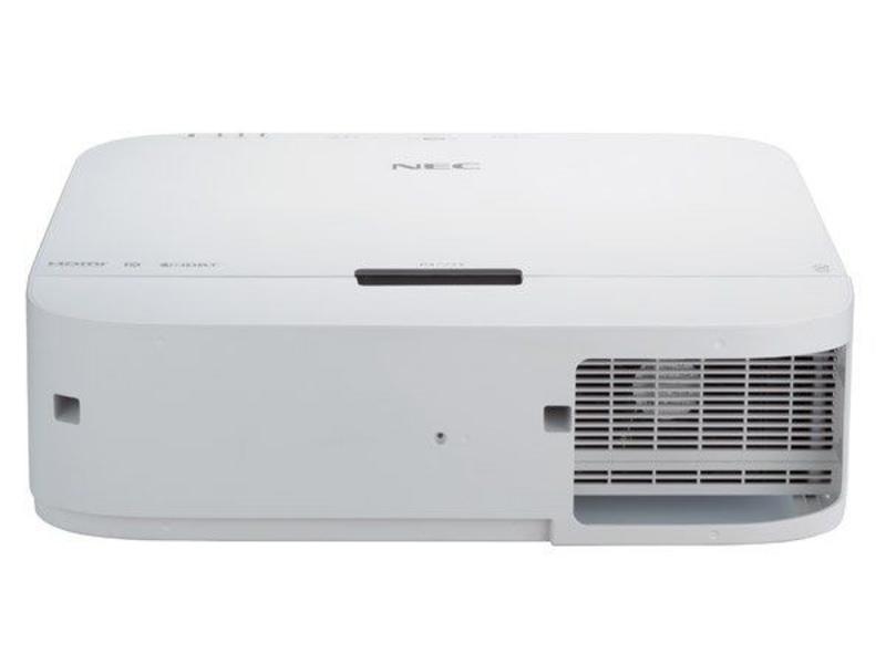 NEC NEC PA671W 6700ANSI lumens 3LCD WXGA (1280x800) 3D Desktop Wit