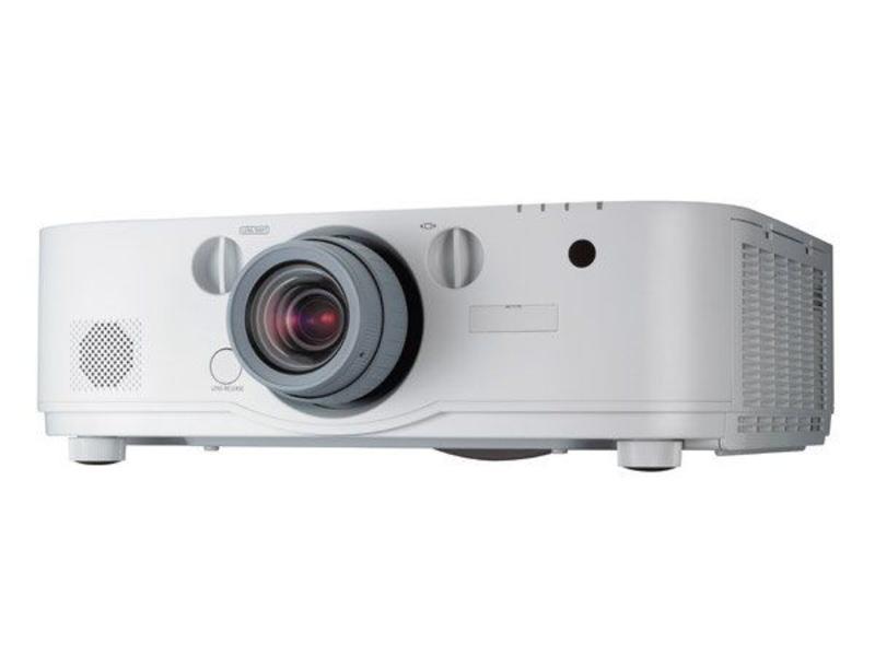 NEC NEC PA572W 5700ANSI lumens 3LCD WXGA (1280x800) 3D Desktop Wit