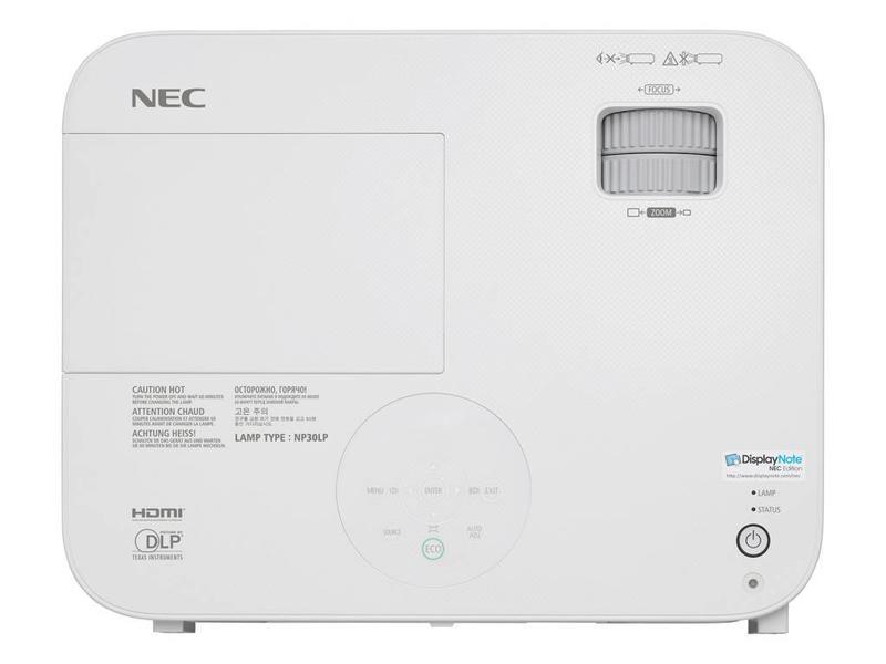 NEC NEC M363W