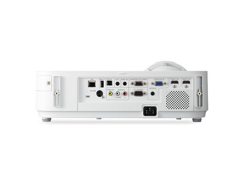 NEC NEC M333XS short throw beamer