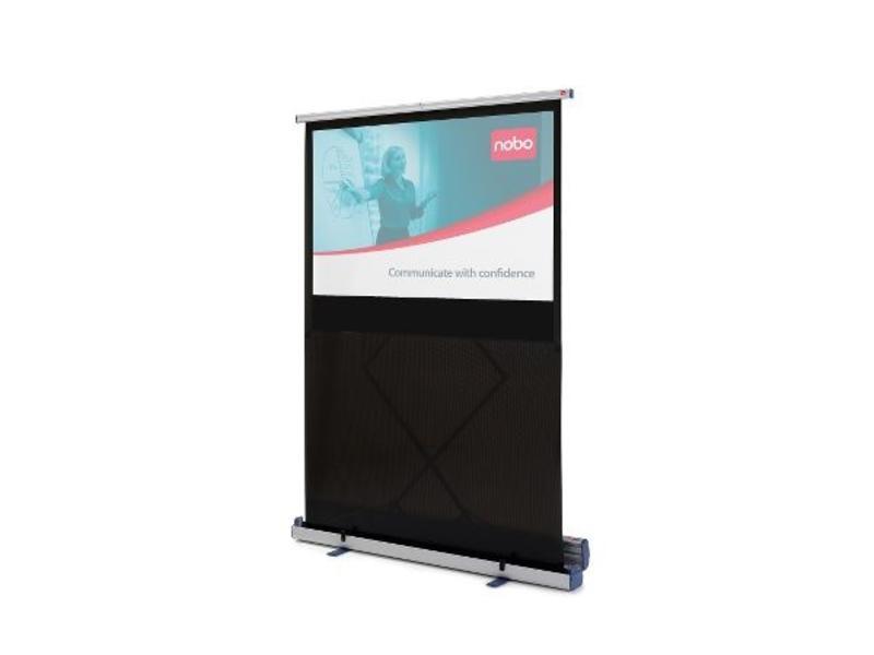 Nobo Nobo Draagbaar Projectiescherm Vloermodel 1600x1000mm