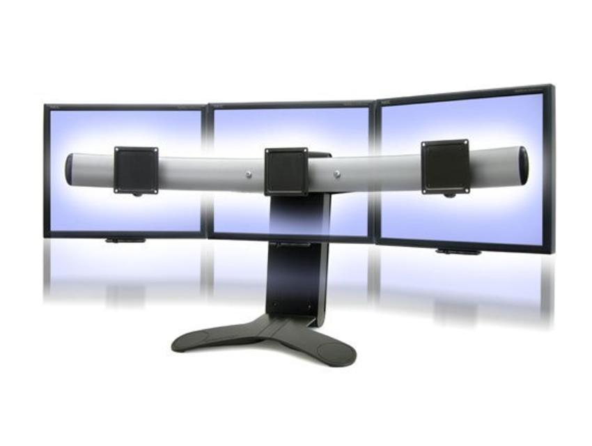 Ergotron LX Series Triple Display Lift Stand