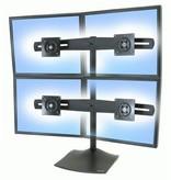 Ergotron Ergotron DS Series DS100 Quad Monitor Desk Stand