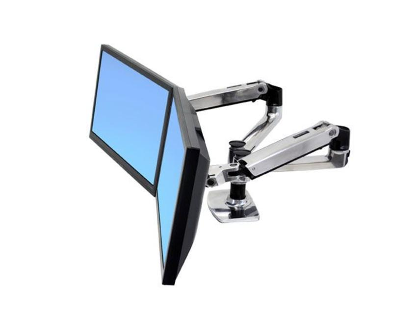 Ergotron LX Series Dual Side-by-Side Arm