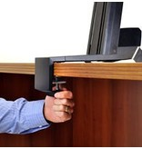 Ergotron Ergotron WorkFit-S, Dual Sit-Stand Workstation