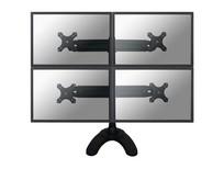 Newstar FPMA-D700DD4 flat panel bureau steun