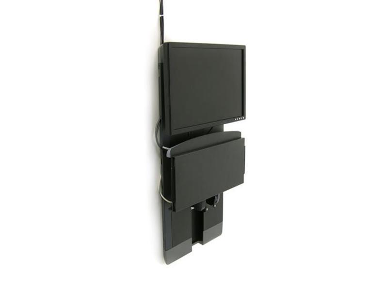 Ergotron Ergotron StyleView® Vertical Lift, High Traffic Areas