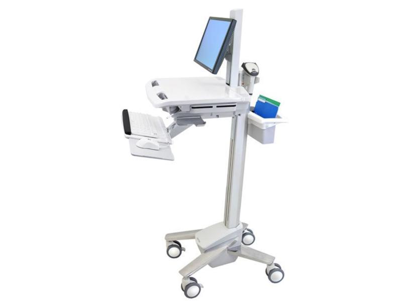 Ergotron Ergotron StyleView EMR Cart with LCD Pivot
