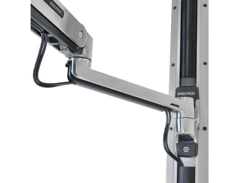 Ergotron Ergotron 45-358-026 flat panel muur steun