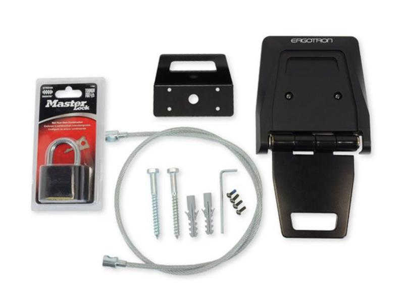 Ergotron Ergotron Security Bracket kit