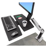 Ergotron Ergotron WorkFit WorkFit-A, Single HD @ Worksurface+