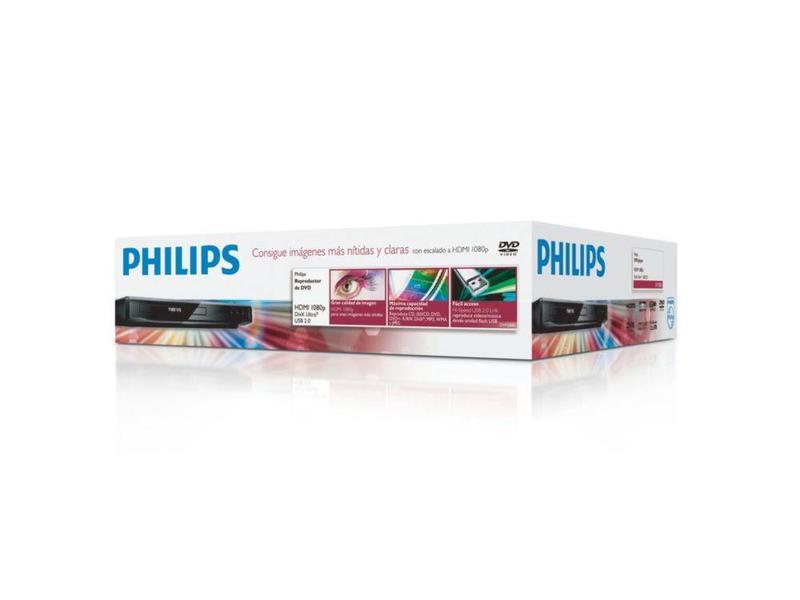 Philips Philips 2000 series DVD-speler DVP2880