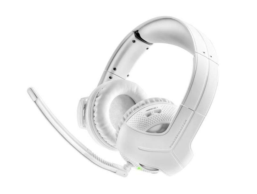 Thrustmaster Y-400Xw Stereofonisch Hoofdband Wit hoofdtelefoon