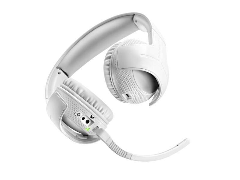 Thrustmaster Thrustmaster Y-400Xw Stereofonisch Hoofdband Wit hoofdtelefoon