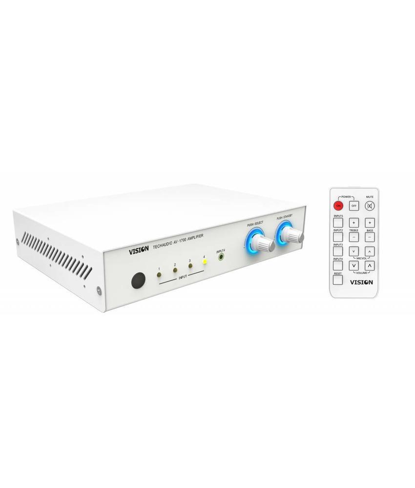 Vision AV-1700 audio versterker