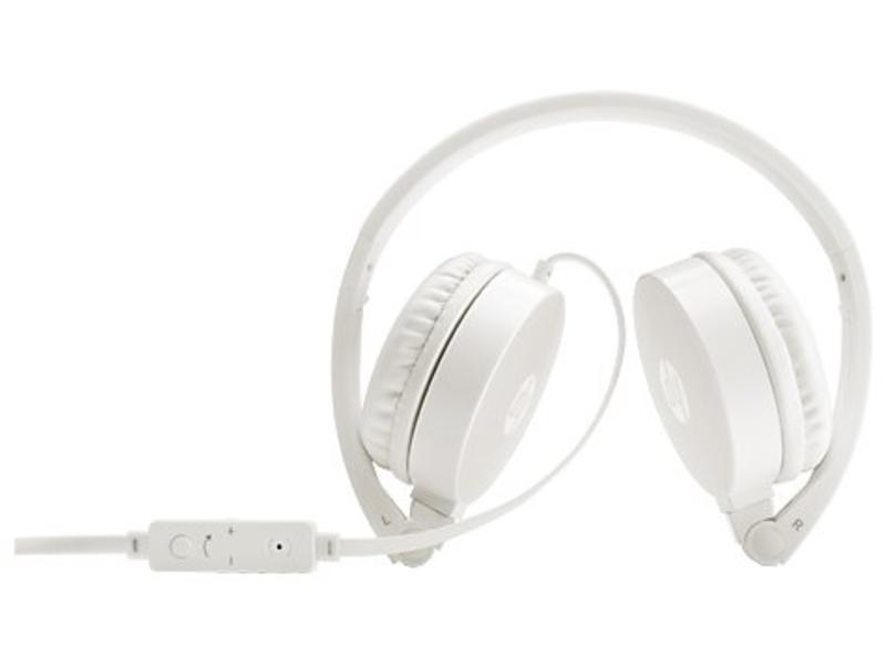 HP HP H2800 Stereofonisch Hoofdband Wit hoofdtelefoon