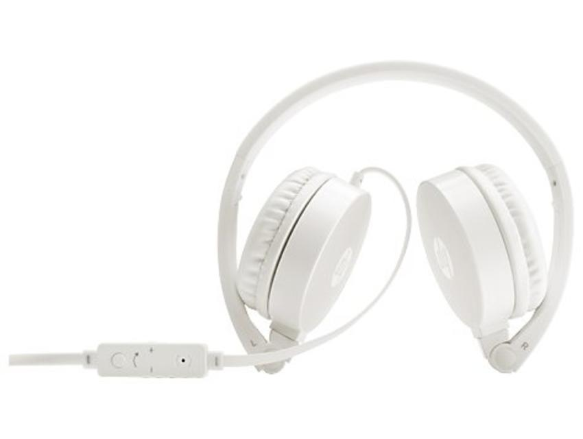 HP H2800 Stereofonisch Hoofdband Wit hoofdtelefoon