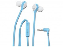 HP H2310 Blue In-ear Headset