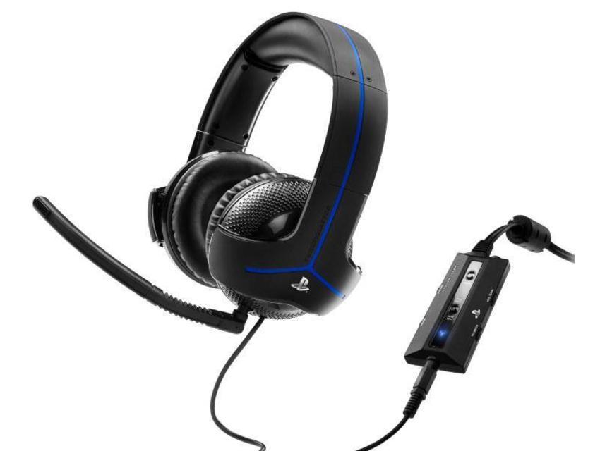 Thrustmaster Y-300P Stereofonisch Hoofdband Zwart hoofdtelefoon