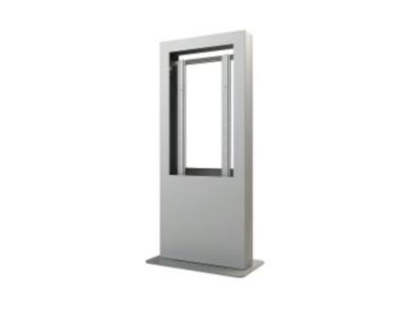 Peerless KIP555B-S flat panel vloer standaard