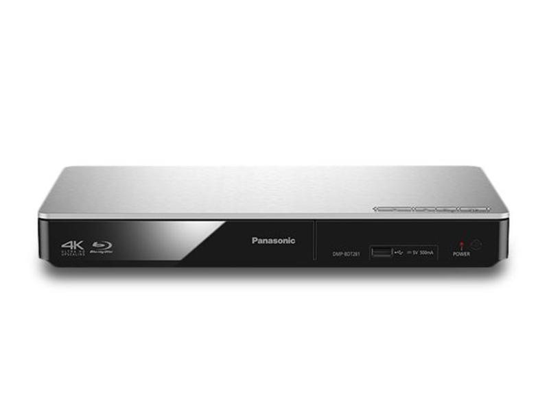 Panasonic Panasonic DMP-BDT281EG Blu-Ray speler/recorder