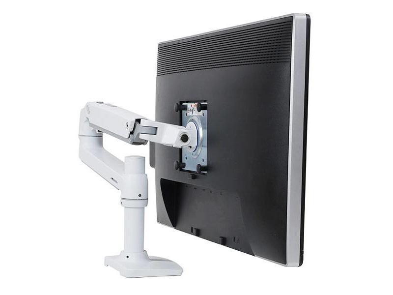 """Ergotron Ergotron LX Series 45-490-216 32"""" Wit flat panel bureau steun"""